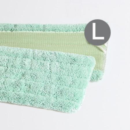 Greenwalk® Mops sausai uzkopšanai, lielais, 15 cm x 70 cm