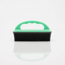 Greenwalk® rubber brush