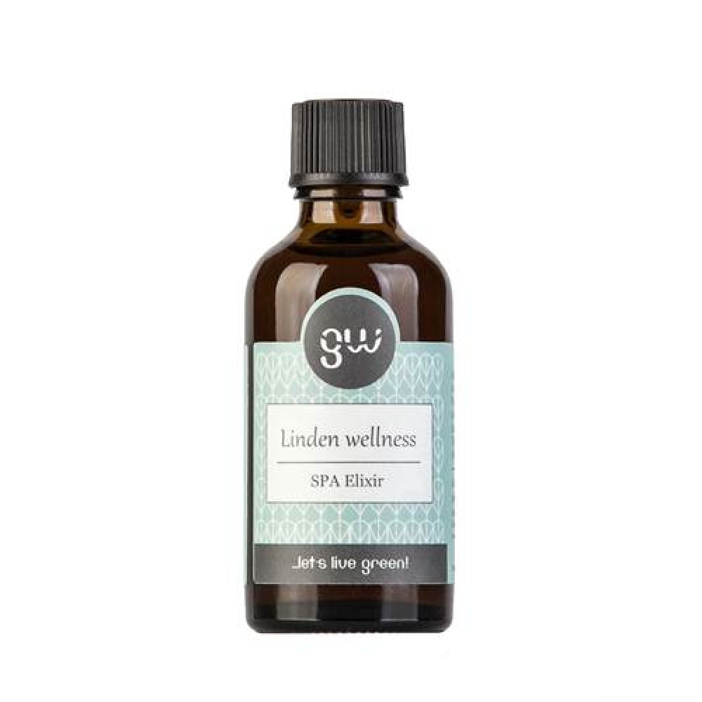 "Greenwalk® SPA Eliksīrs ""Linden wellness"" 50ml"