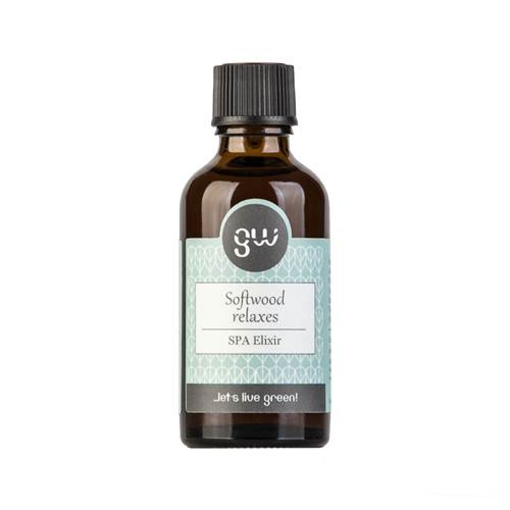 "Greenwalk® SPA Eliksīrs ""Softwood relaxes"" 50ml"