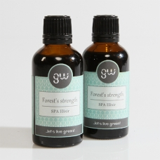 "Greenwalk® SPA Elixir ""Forest's strength"" 50ml"