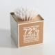 Marius Fabre Marseilles Cube Soap with brush 400g