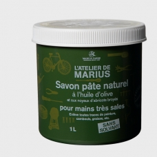 Marius Fabre Natural Soap Scrub with Apricot Kernel 1L