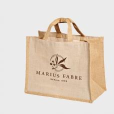 Marius Fabre Jute Bag 36x27x17.5