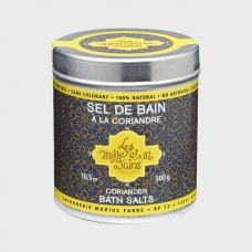 Marius Fabre Sea Salts for the Bath «Coriander» 300g