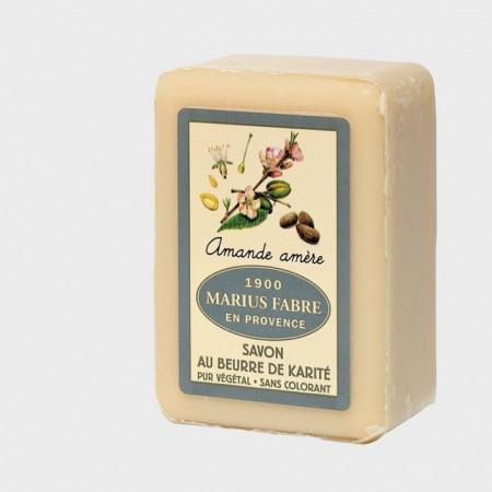 Marius Fabre Karite/Shea sviesta ziepes «Rūgtā mandele» 150g