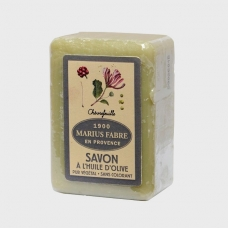 Marius Fabre Olive Oil Soap «Honeysuckle» with Shea Butter, 150g