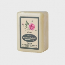 Marius Fabre Shea Butter Soap «Rose» 150g