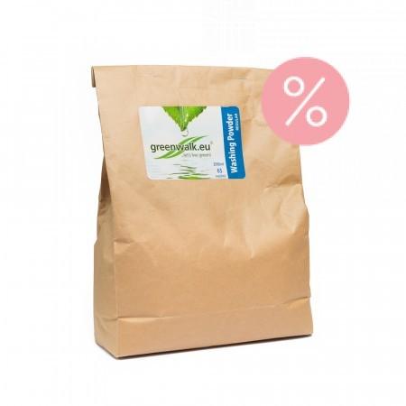 Greenwalk®  Veļas pulveris « Regular», 2kg