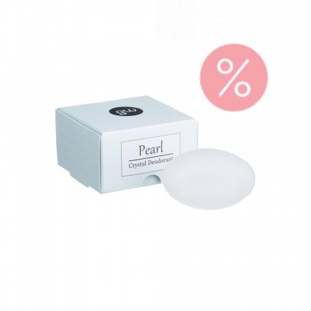 Greenwalk® dabīgo kristālu dezodorants «Pērle», 95g