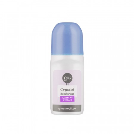 "Greenwalk® Dabīgo kristālu dezodorants rullītis Roll - On Deo ""Lavander"", 90ml"
