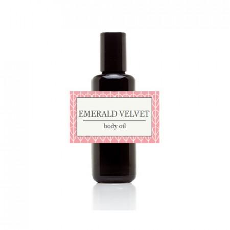 Greenwalk® masāžas eļļa Emerald velvet 50ml