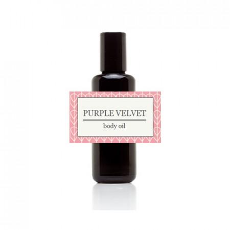 Greenwalk® masāžas eļļa Purple velvet 50ml