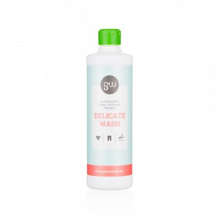 Greenwalk® Mazgāšanas līdzeklis krāsainai veļai «Delicate Wash», 500ml