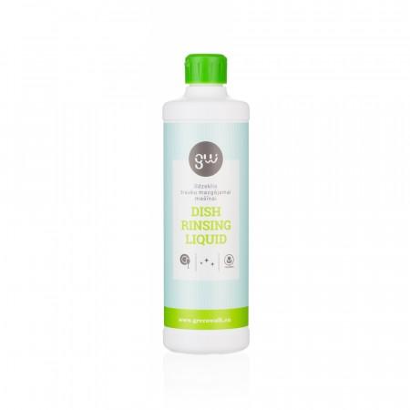 Greenwalk® Trauku skalošanas līdzeklis  «Dish Rinsing Liquid», 500ml