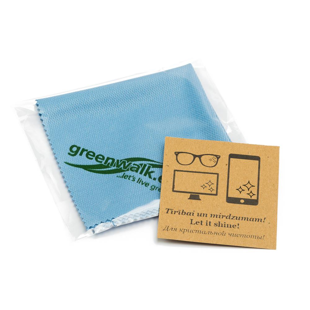 """""""2 par 1 cenu!"""" Greenwalk® Optikas audums brillēm, ekrāniem"""