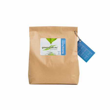 Greenwalk® Veļas pulveris ar sodu «Extra», 2kg