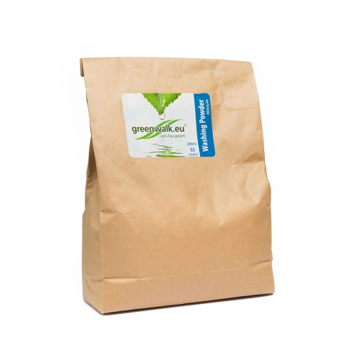 Greenwalk®  Veļas pulveris « Regular», 2kg