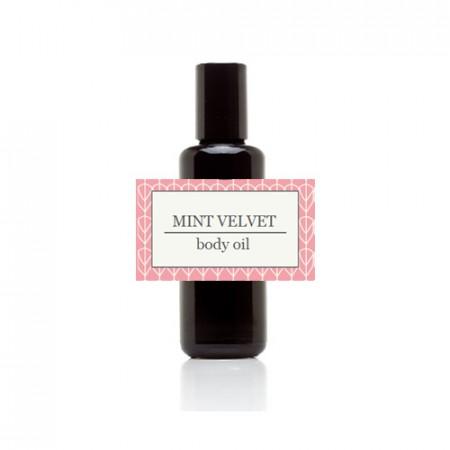 Greenwalk® masāžas eļļa Mint velvet 50ml