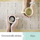 Greenwalk events in Liepaja, Riga, Valmiera
