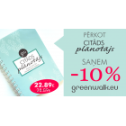 """""""Different Planner"""" - promotion"""